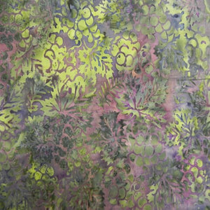 Island Batiks 05 Green/Purple2