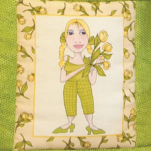 Garden Gallery (a) Yellow Tulips bag kit2