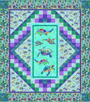 Free Pattern Calypso Turtles