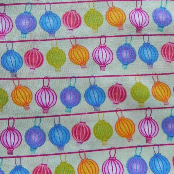 Fat Quarter Frenzy Other Chinese Lanterns