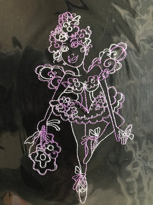 Loralie Designs Embroidery Fairies 8