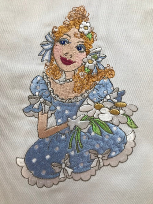 Loralie Designs Embroidery Belles 2