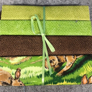 Precuts  Fat Quarters Rabbits