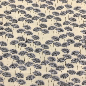 Fat Quarter Frenzy Other Wildlife Seedheads Lilac