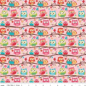 Fat Quarter Frenzy Children Happy Flapper Small Pink
