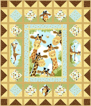 Free Pattern Susybee Zoe the Giraffe