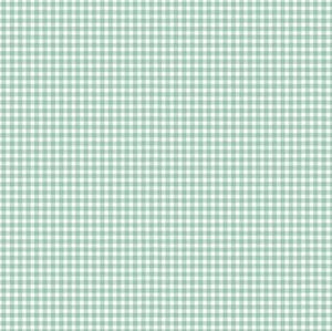 Fat Quarter Frenzy Other Gingham Pale Green