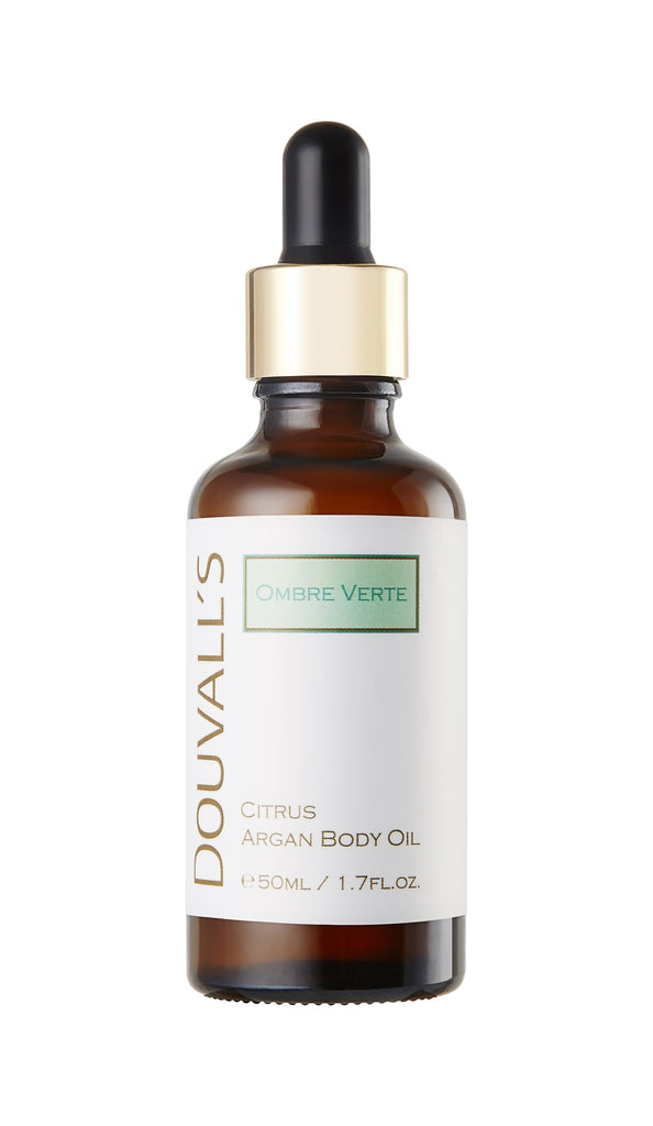 Citrus Scented Argan Body Oil 50ml