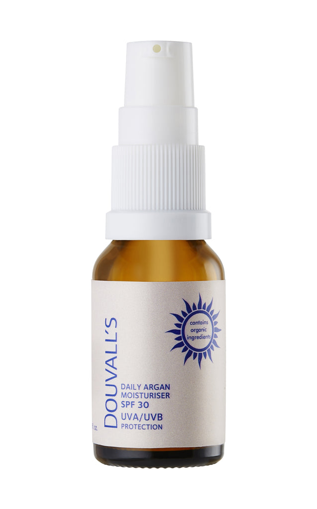 Argan Daily Moisturiser with SPF30 UVA/UVB protection 15ml