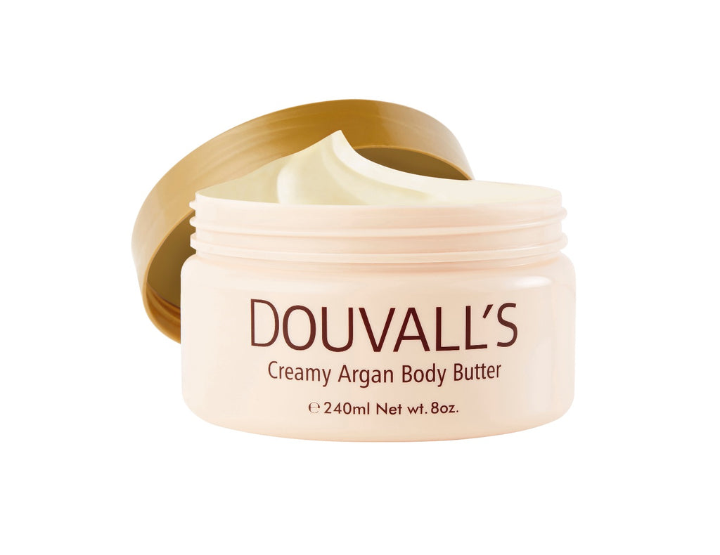 Creamy Argan Body Butter Kelp and Pink Grapefruit 240ml