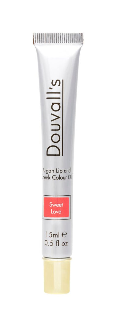 Argan Lip and Cheek colour Oil Sweet Love 15ml