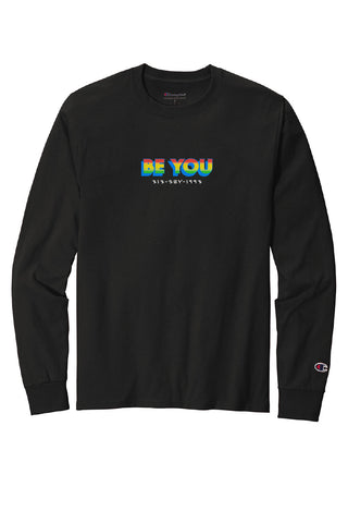 """Be You"" L/S Tee"