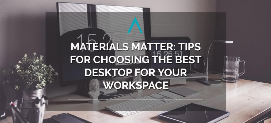 How to Choose The Best Desk Size for Your Workspace