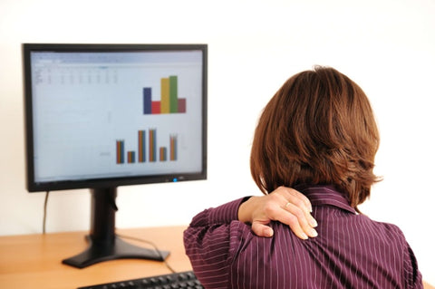neck and back pain from sitting