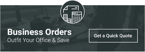 standdesk business orders