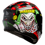 CASCO MT TARGO JOKER A1 GLOSS-BLACK