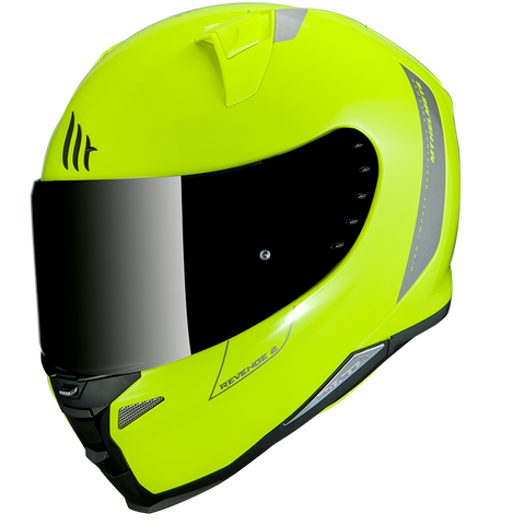 CASCO MT REVENGE 2 SOLID A3 FLOSS FLUOR YELLOW