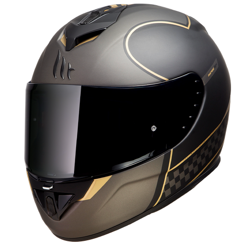CASCO MT  RAPIDE REVIVAL  A1 MATT-BLACK