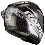 CASCO MT RAPIDE PRO PRO CARBON C2  GLOSS GRAY