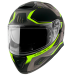 CASCO MT THUNDER 3 SV TURBINE C3 MATT FLUOR YELLOW