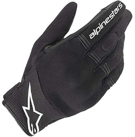 GUANTES  ALPINESTARS COPPER BLACK/WHITE