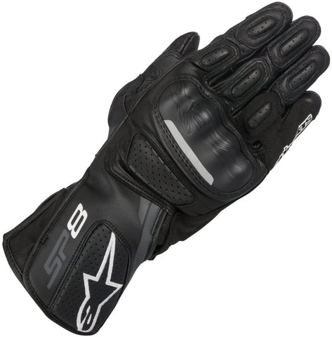GUANTES  ALPINESTARS SP-8 V2 BLACK/DARK GRAY