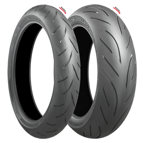 LLANTA BRIDGESTONE BATTLAX HYPERSPORT S21