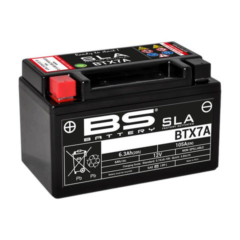 BATERIA BTX7A BS BATTERY (MAGX7A-BS)
