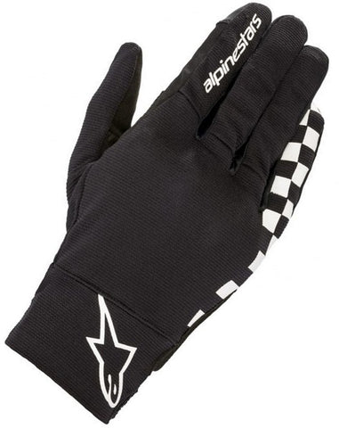 GUANTES  ALPINESTARS REEF BLACK WHITE