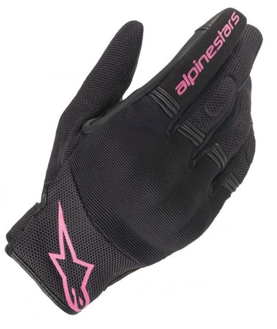 GUANTES  ALPINESTARS  WOMEN'S COPPER BLACK / FUCHSIA