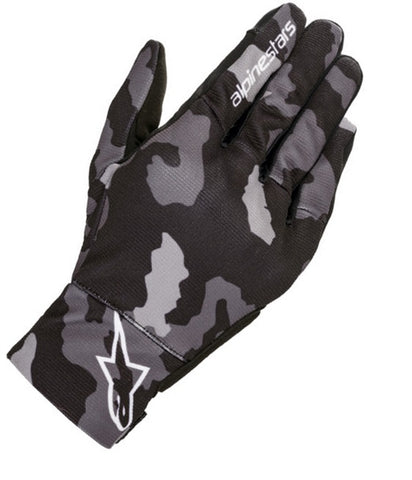 GUANTES ALPINESTARS  REEF  BLACK/GRAY/CAMO