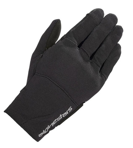 GUANTES ALPINESTARS WOMEN'S REEF  BLACK/ REFLECTIVE