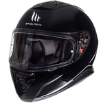 CASCO MT THUNDER 3 SV SOLID A1 GLOSS BLACK
