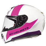 CASCO MT RAPIDE DUEL  H9 GLOSS PEARL PINK