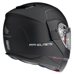 CASCO MT ATOM SV SOLID  MATT BLACK