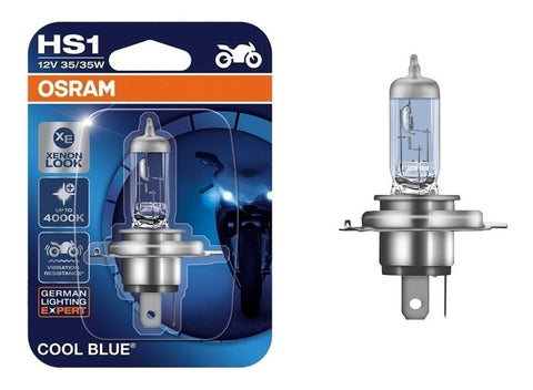 BOMBILLO COOL BLUE HS1 12V 35/35W OSRAM