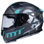 CASCO MT KRE SNAKE CARBON GABRI 2018 A8  MATT BLACK