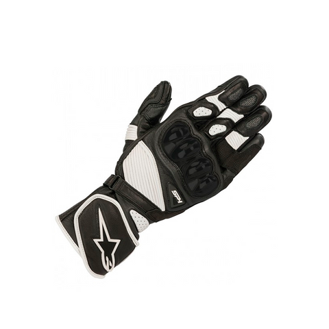 GUANTES ALPINESTARS SP-1 BLACK / WHITE