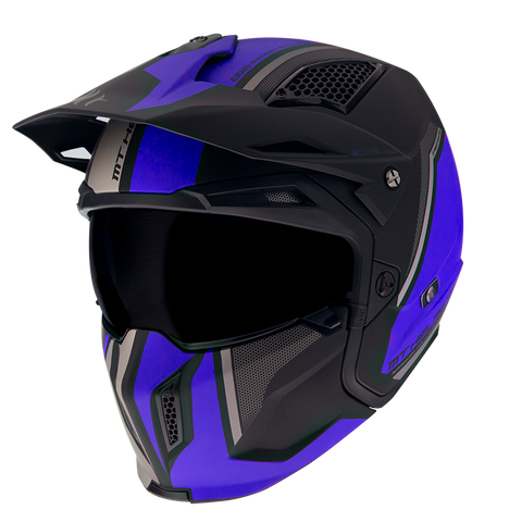 CASCO MT STREETFIGHTER SV TWIN C7 MATT BLUE COMPRAR