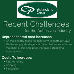 Recent Challenges for the Adhesives Industry - Cost Increases