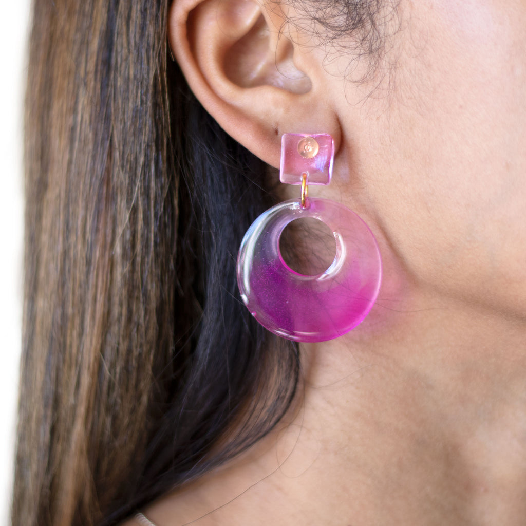 bold fashion earrings