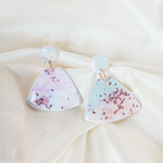 Glitter Crystal Earrings