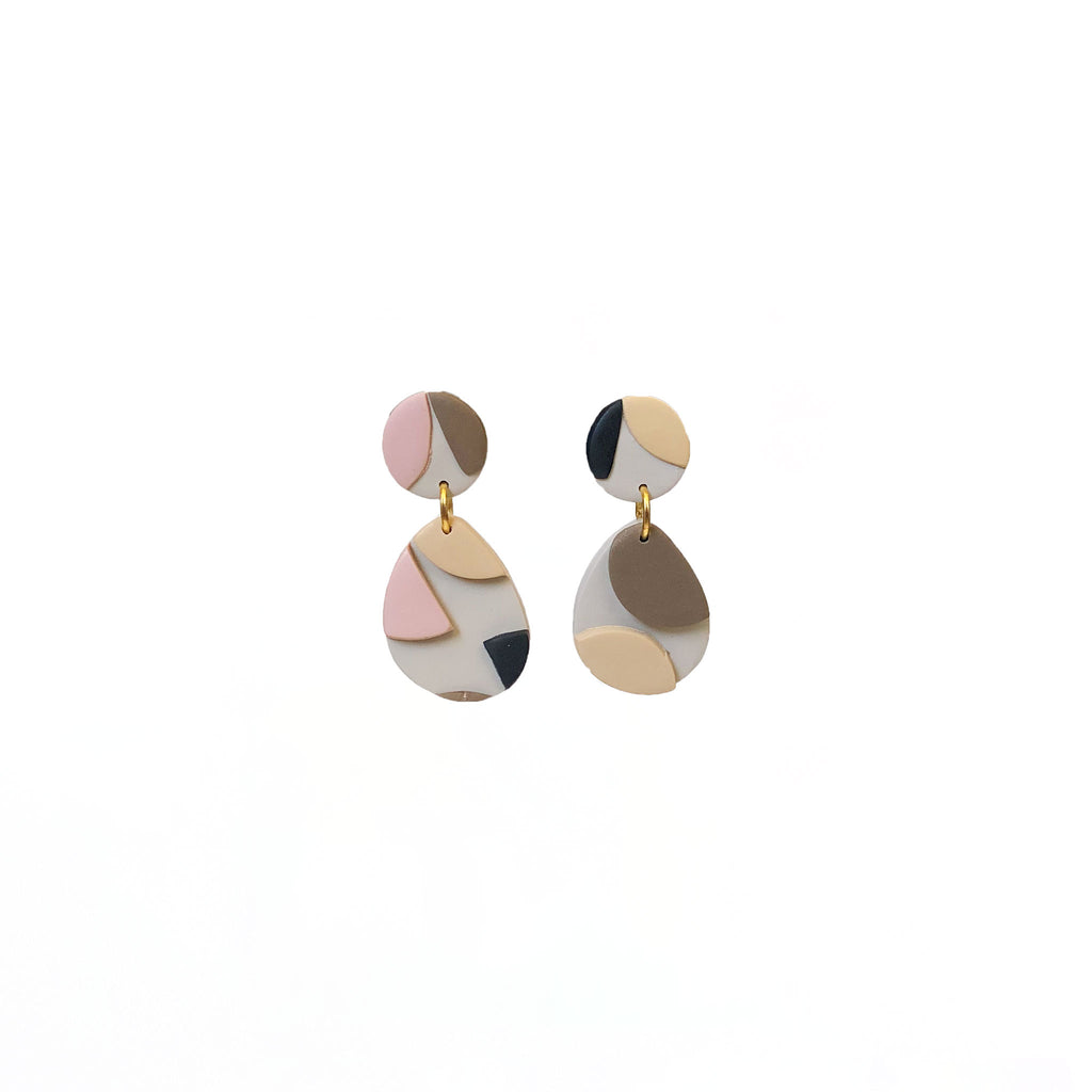 minimalist boho earrings