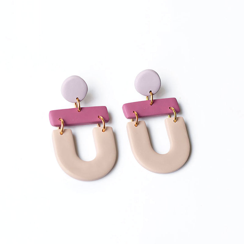 modern everyday earrings