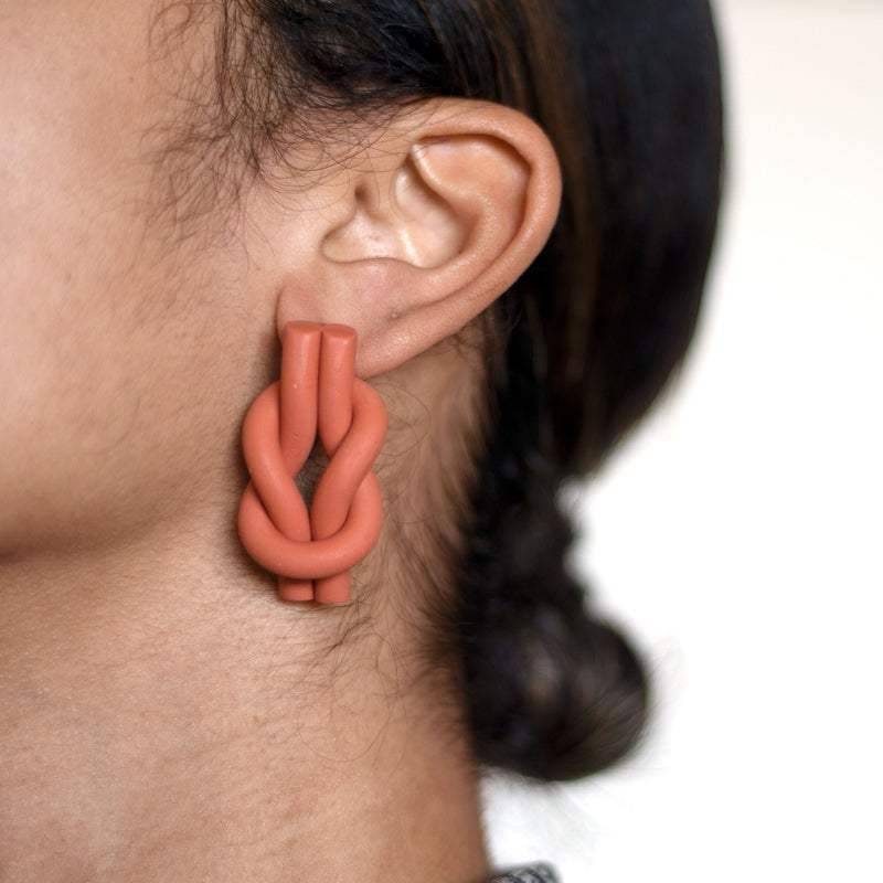(Wholesale) Knot Earrings