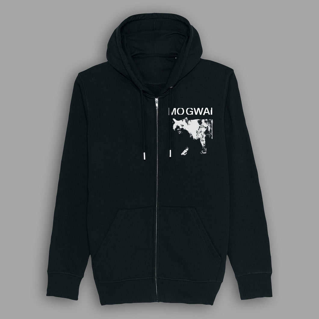 As The Love Continues | Zip Hoodie (Black)