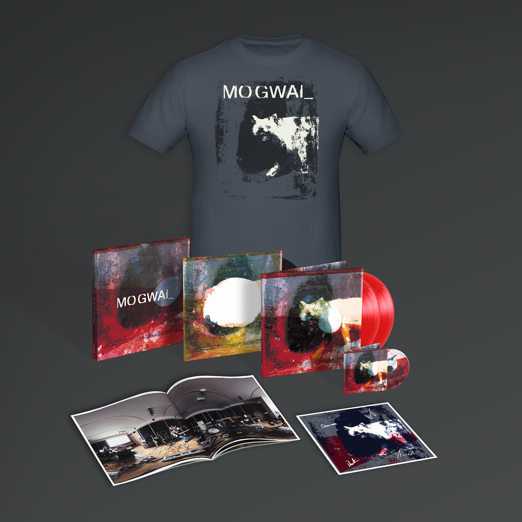 As The Love Continues | Deluxe Vinyl Boxset Bundle with Exclusive Tee Shirt and Signed Art Print