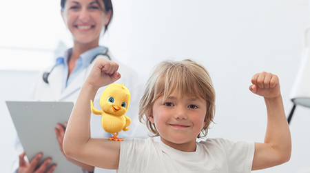 Recommendations for strengthening the immune system in children
