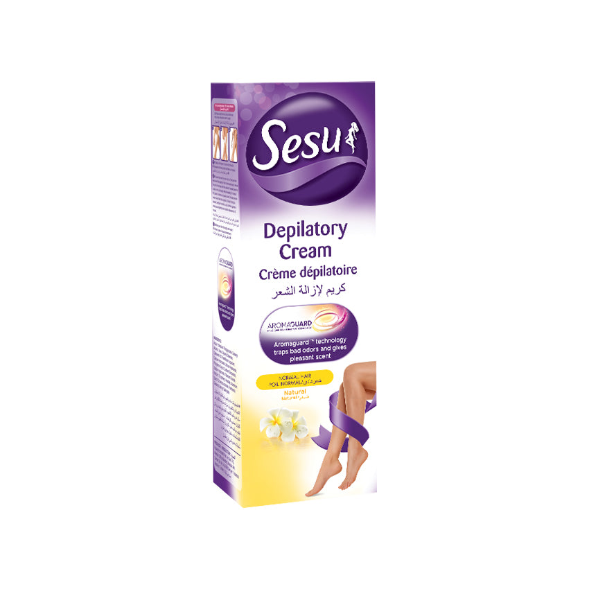SESU DEPILATORY CREAM NORMAL SKIN 100ml