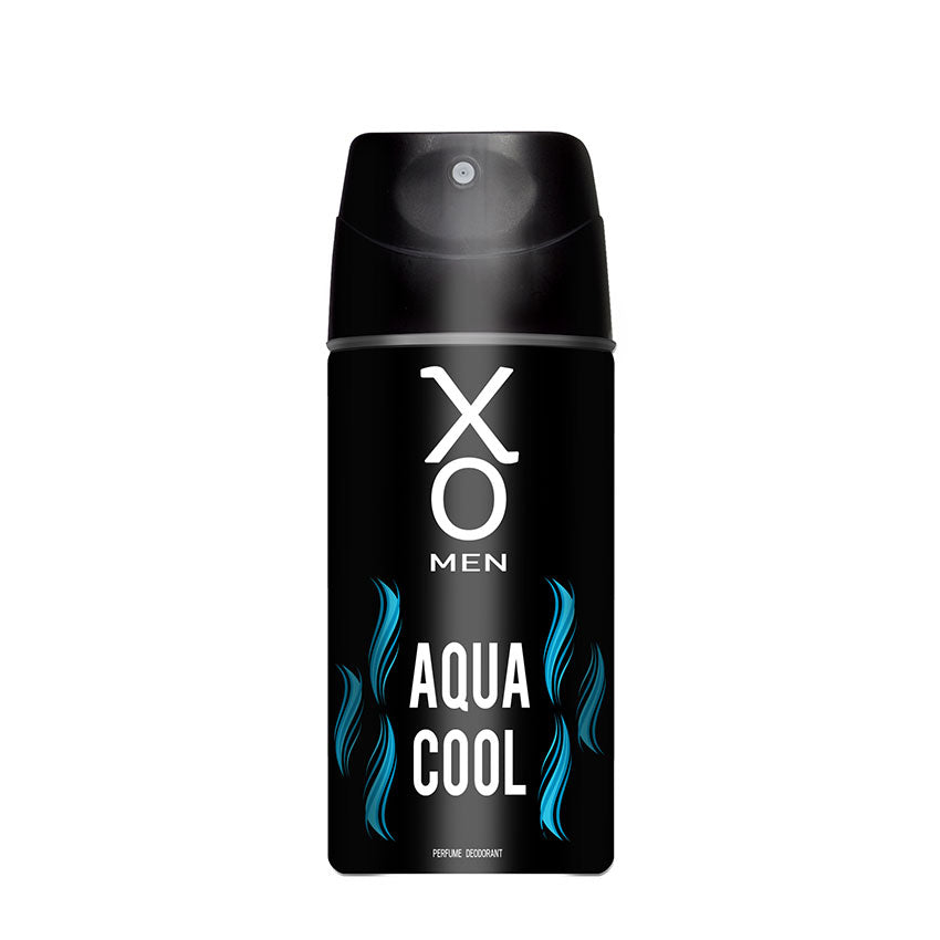 XO Deodorant | AQUA COOL FOR MEN
